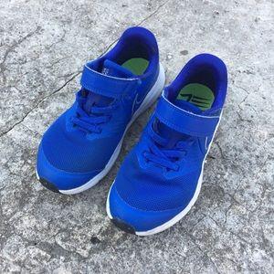 Little Boys size 12 Nike sneaks